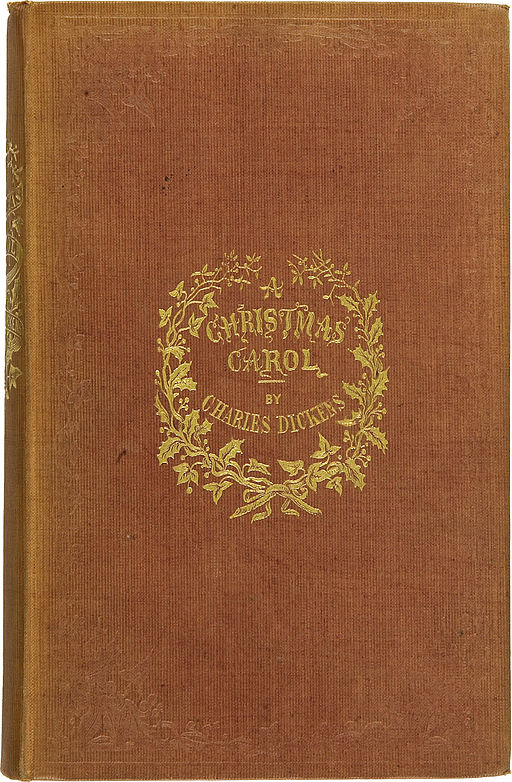 A Christmas Carol 1st edition