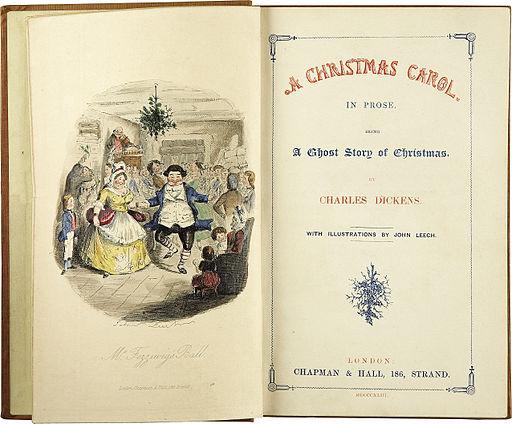 A Christmas Carol 1st Edition