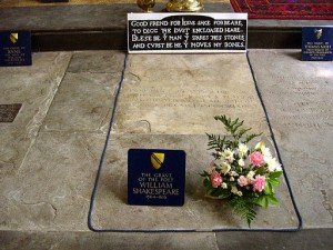 512px-Shakespeare_grave_-Stratford-upon-Avon_-3June2007
