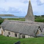 St Enedoc's church