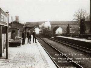 Adlestrop Station