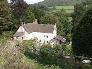 Bank_Cottages_Slad