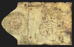 A Map of Colombus' voyage