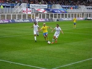 England_women_v_Sweden_3_8_2014_26