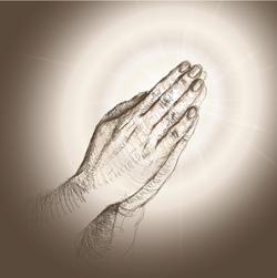 Religious Studies Hands Praying