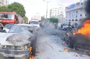 Israeli_jets_strike_car,_killing_Palestinian_in_Gaza_snapshot_01.08