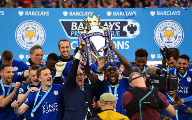 Leicester wins!