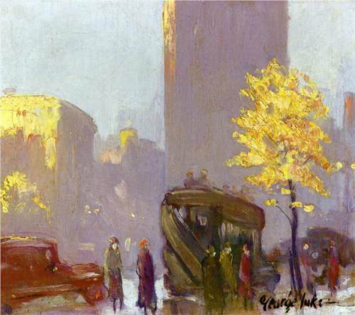 New York, 1920