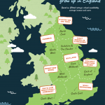 The best and worst places to raise children in your region
