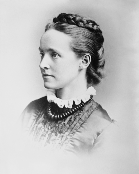 Suffragists leader Millicent Garrett Fawcett