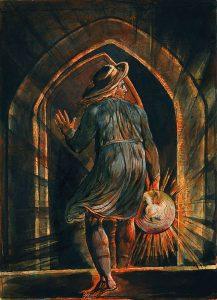 William Blake Jerusalem illustration