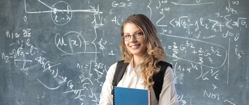 Older teenager, Advanced Maths Student